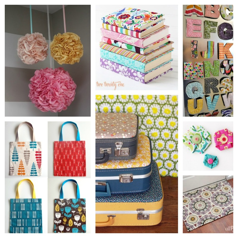 Fabric Craft Inspiration