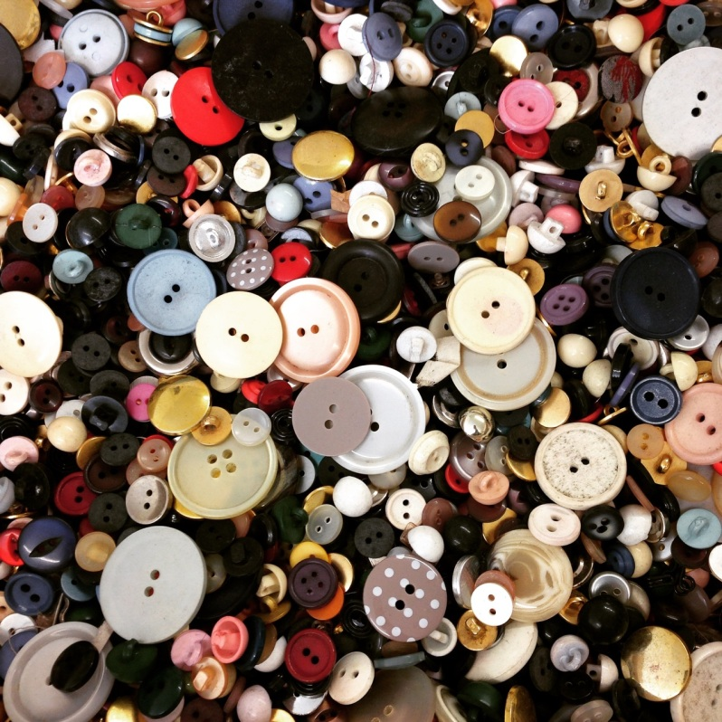 Buttons Stash