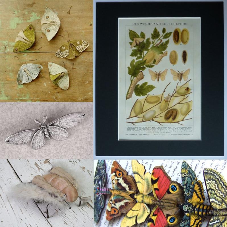 moths on etsy