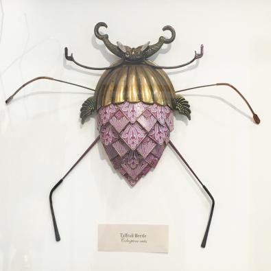 Taffrail Beetle