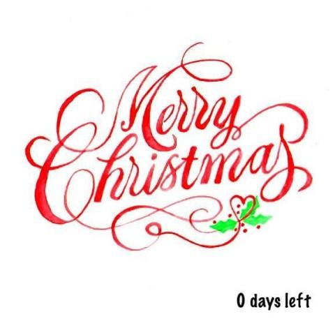0 days left