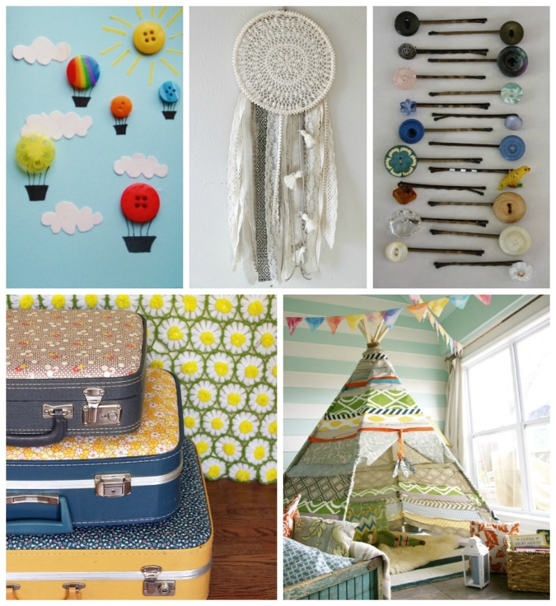 Upcycling Craft Projects from Jake and Maya