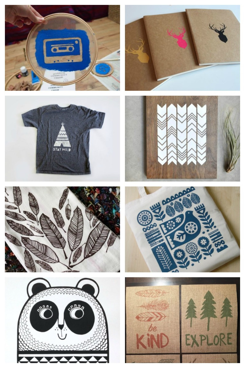 Screen Printing Ideas