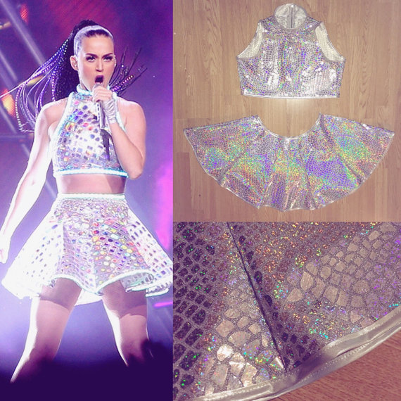 katy perry prism tour costume