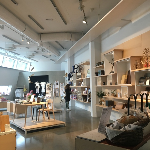 Gift Shop - Artipelag