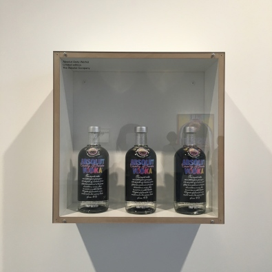Absolute Vodka - Warhol Collaboration