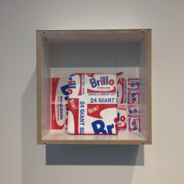 Brillo Collaboration - Andy Warhol