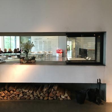 Fireplace - Artipelag