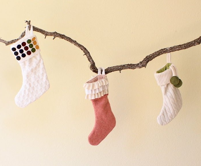 Make Christmas Stockings