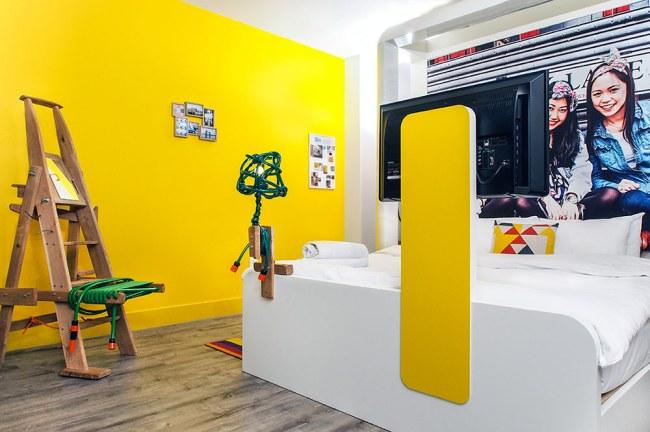 Qbic Cosy Room