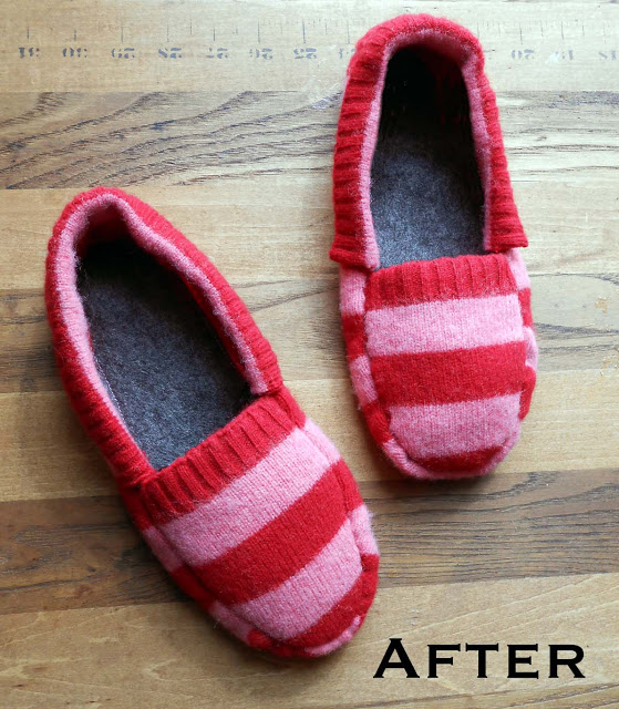 Sweater Slipper