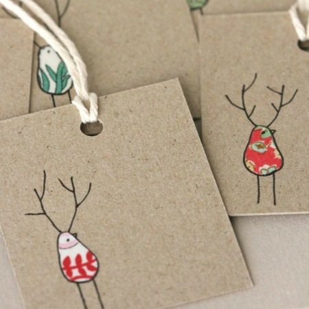 fabric-christmas-wrapping-ideas