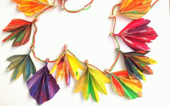 paper-leaf-garlans