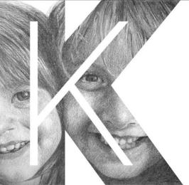 kids - #letterartchallenge