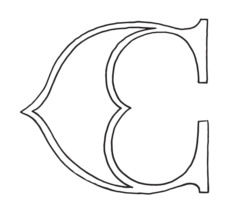 c-letterartchallenge