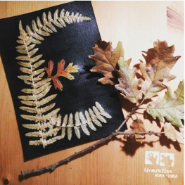 Letter Art Challenge - @clementinakurakura